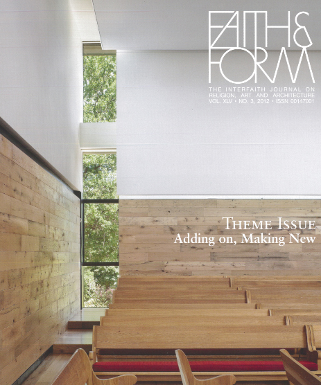 Faith & Form - October 2012