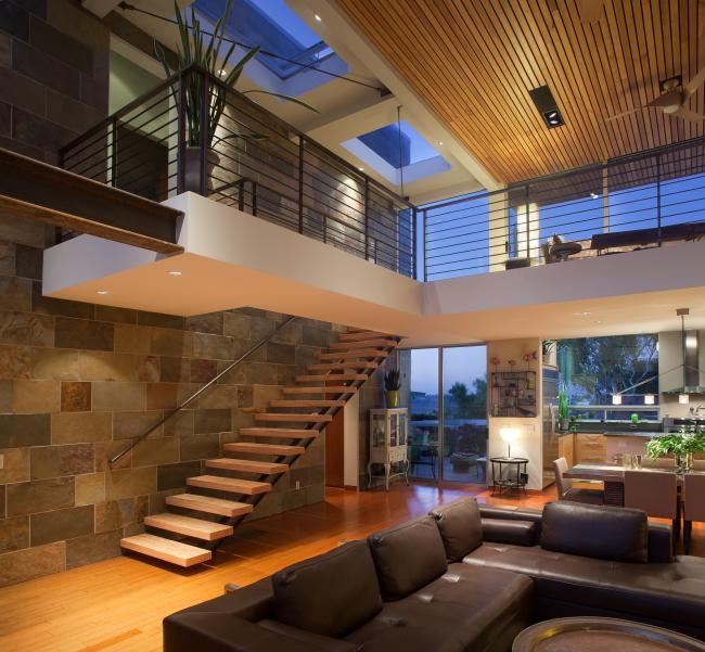 Residential Architecture San Diego California Fitzsimons