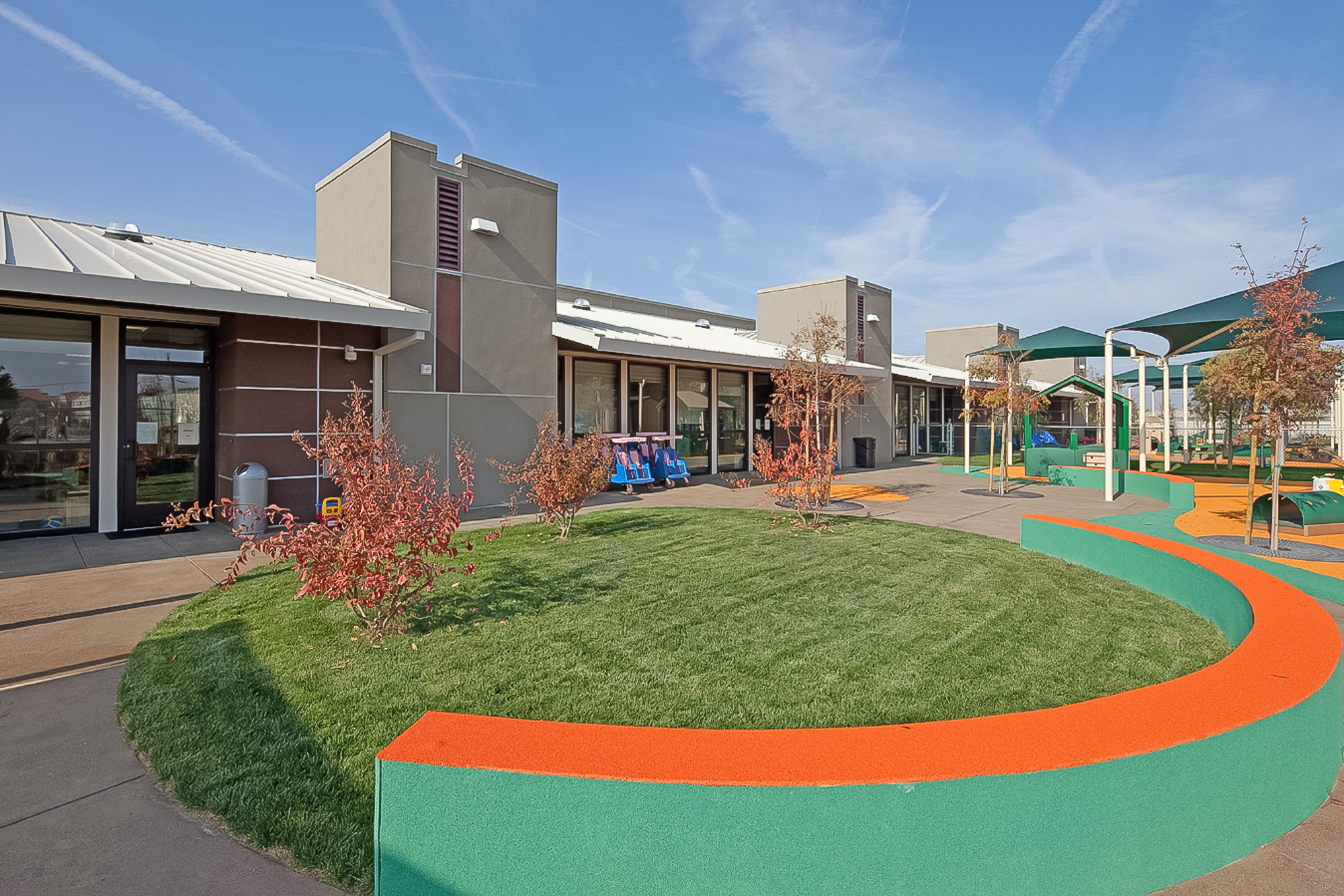 Educational architecture nas lemoore child development for Architect education