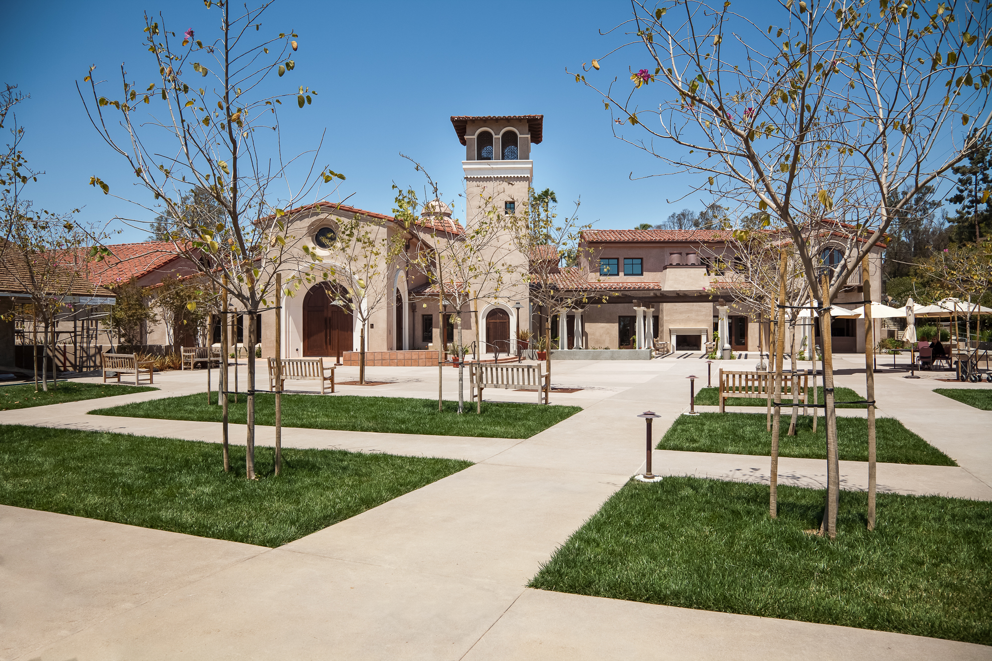 Church Design Architecture Honored With Lilian Rice