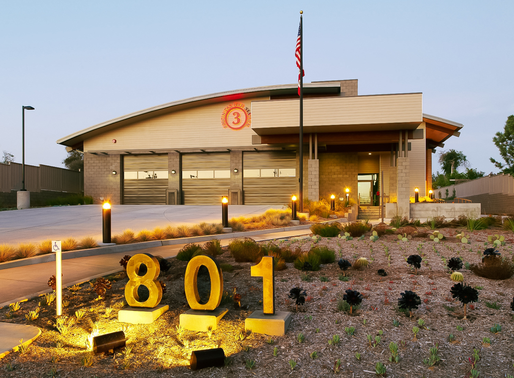 Encinitas Fire Station 3 Domusstudio Public Architecture