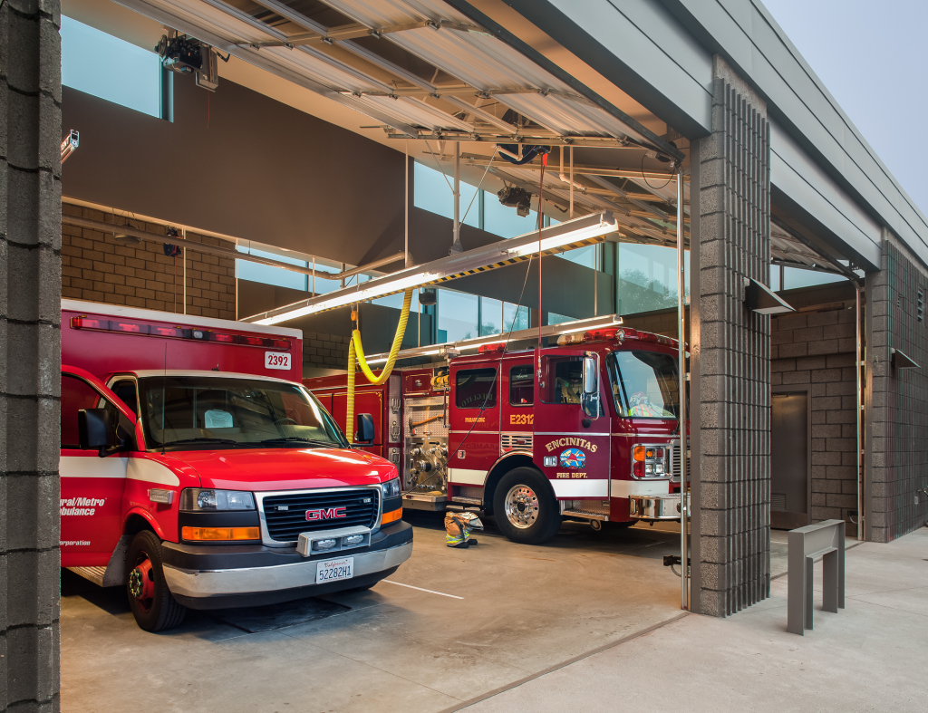 Public Architecture Encinitas Fire Station No 2