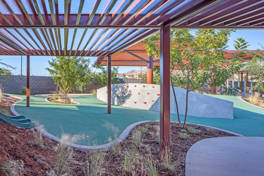 Child Development Center Twentynine Palms domusstudio Educational Architecture