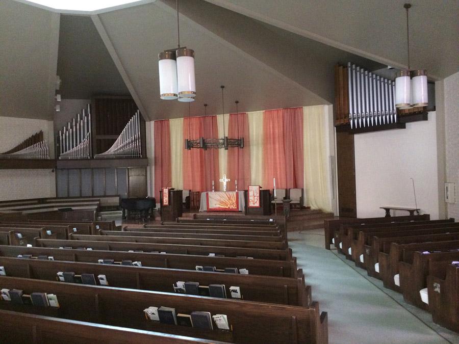 San Dieguito United Methodist Church before image