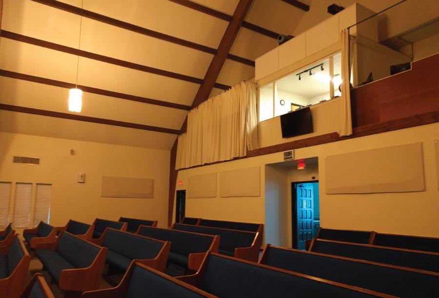 Summit Point Church Domusstudio Architecture