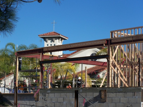 Steel-Framing-St-Elizabeth-Seton-Parish-Center-Architecture-domusstudio