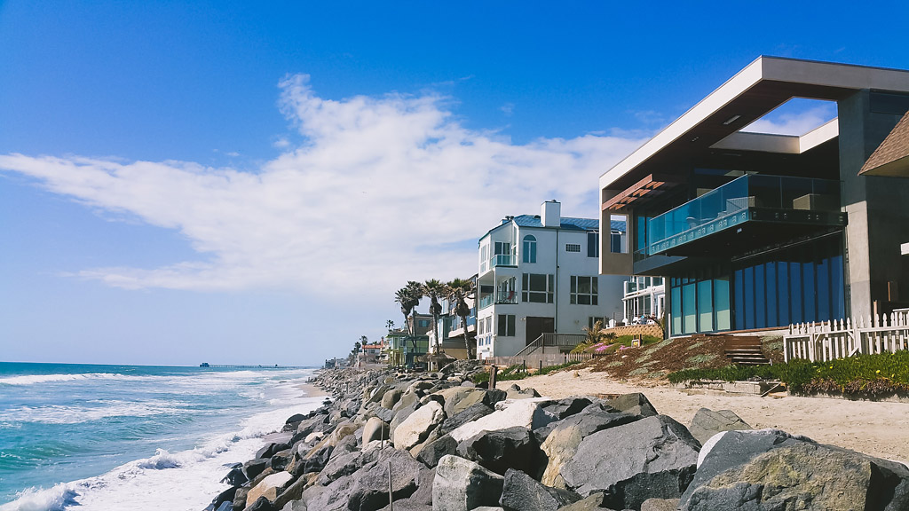 oceanside beach house