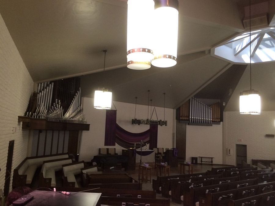 San Dieguito United Methodist Church before image